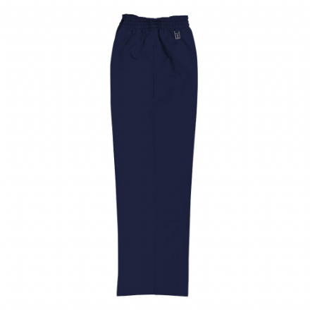 Navy Full Elastic Boys Trousers